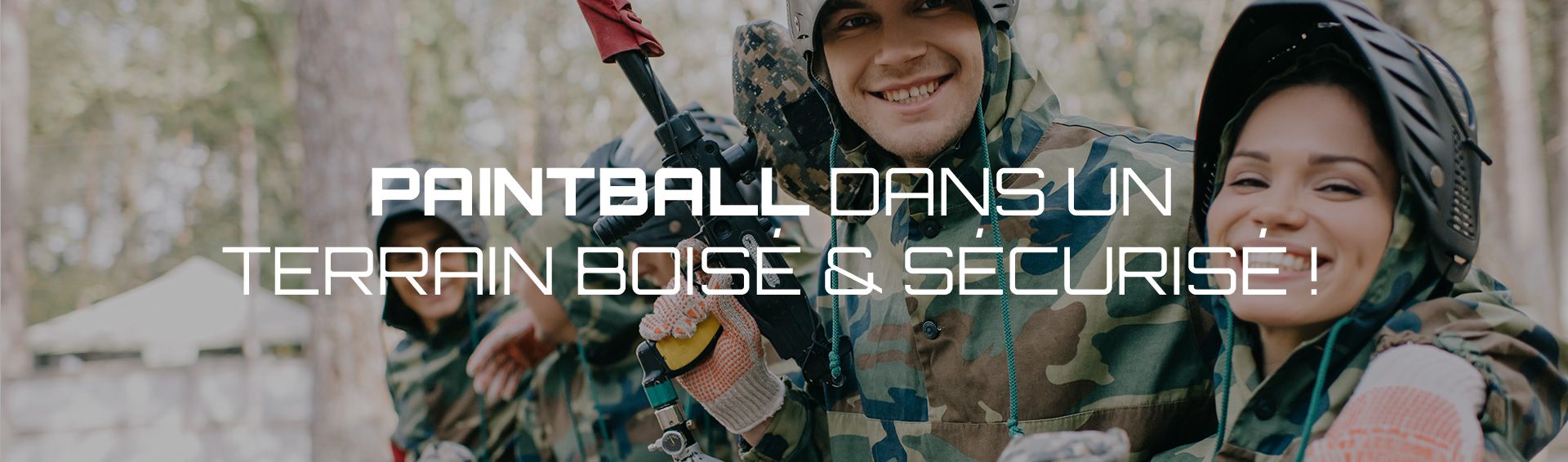 Paintball loisir Haute-Vienne : ZONE 87