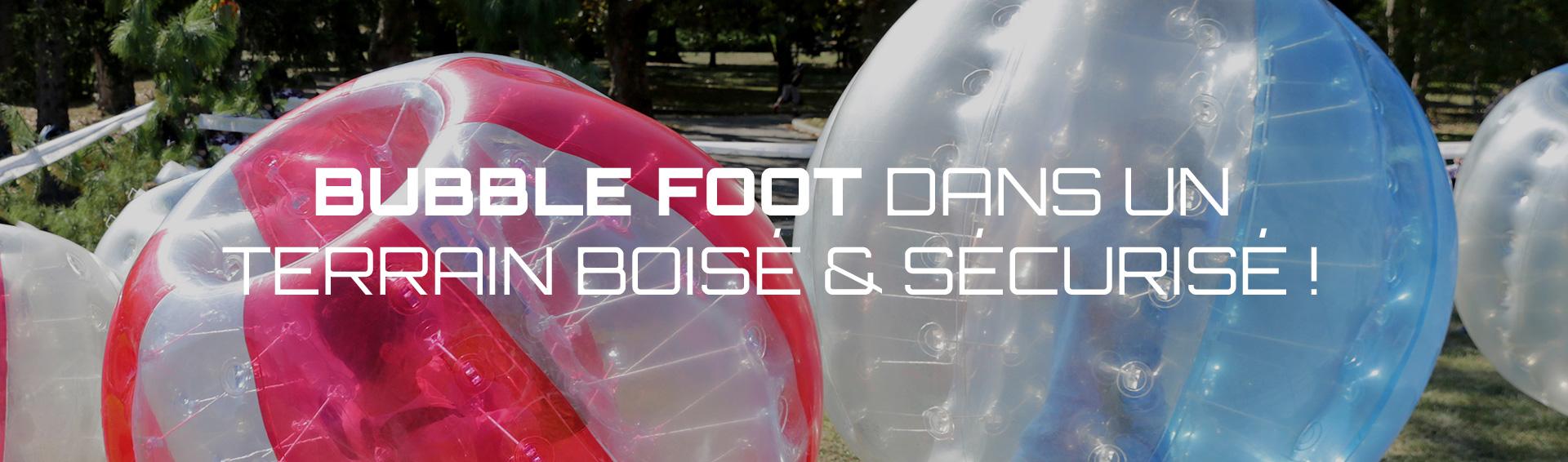 Paintball loisir Haute-Vienne : un cadre boisé sécuritaire